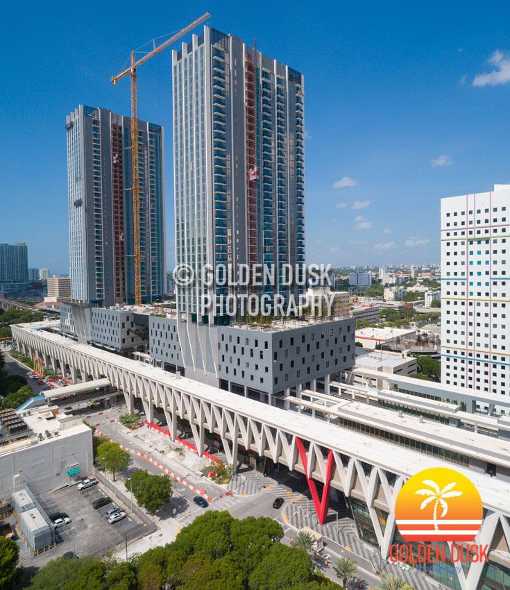 ParkLine Towers Virgin MiamiCentral