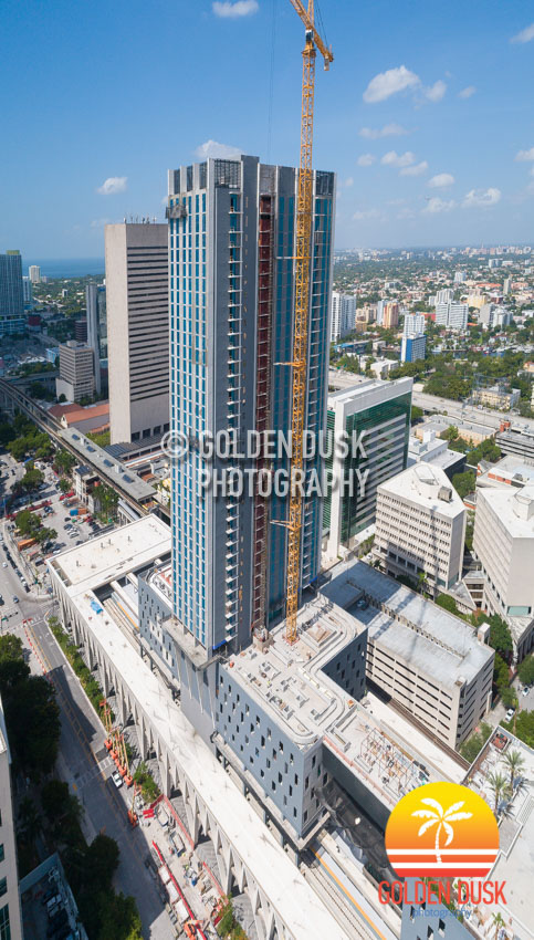 ParkLine Towers Virgin MiamiCentral
