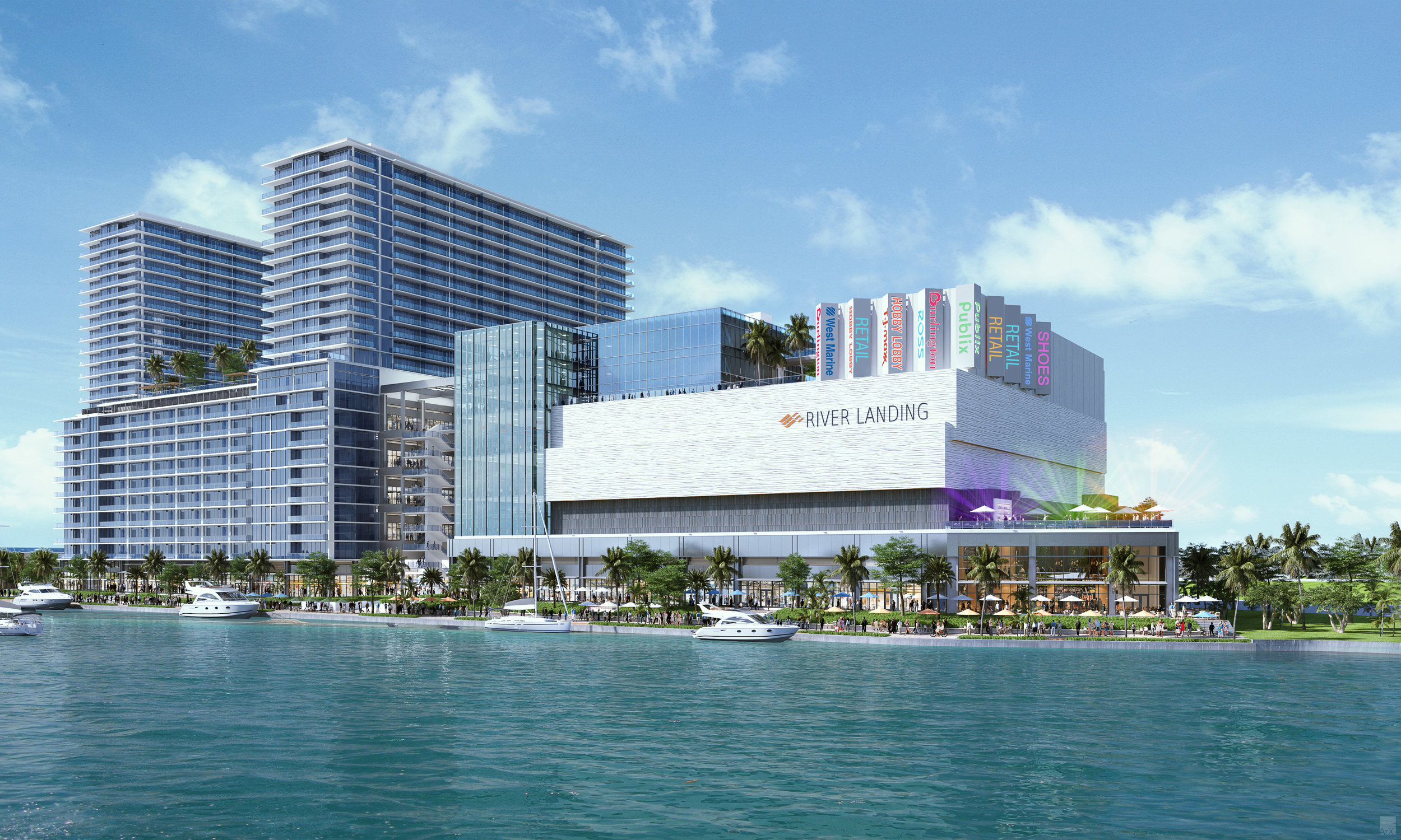 River Landing Miami