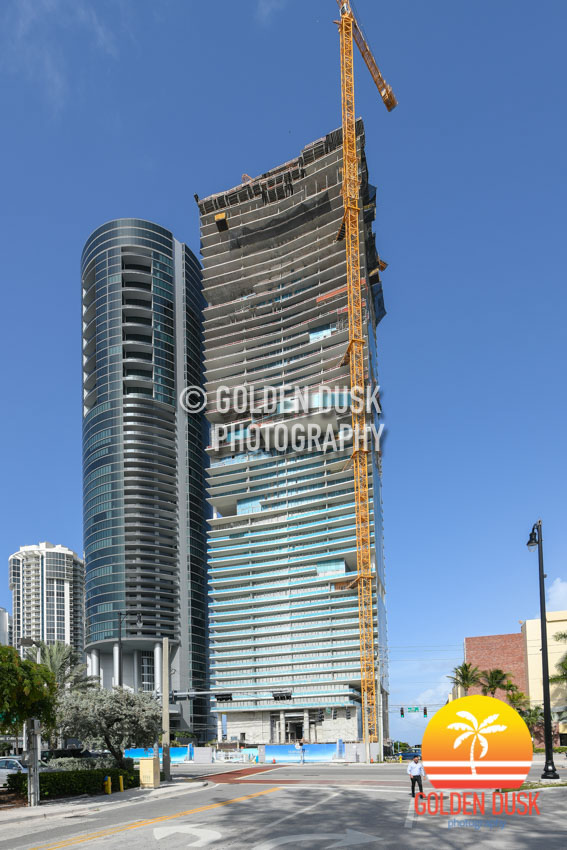 Turnberry Ocean Club Residences Construction