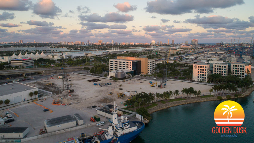 Royal Caribbean Miami Headquarters Site