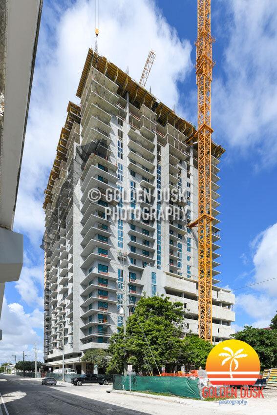 Miami Plaza Construction