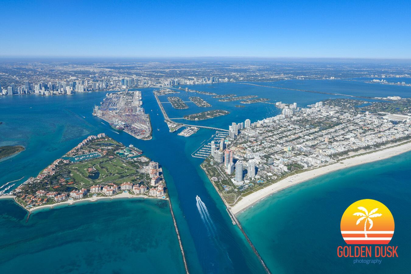 Aerial Miami