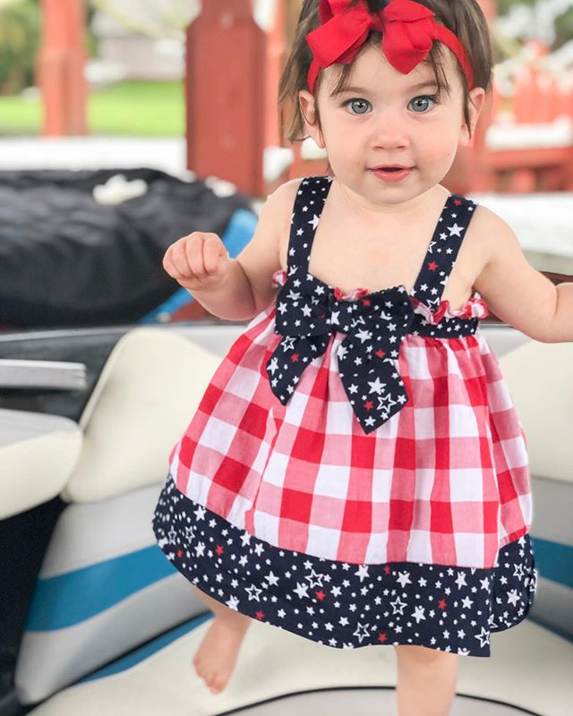 7.4.19// American girl. #amberellenw