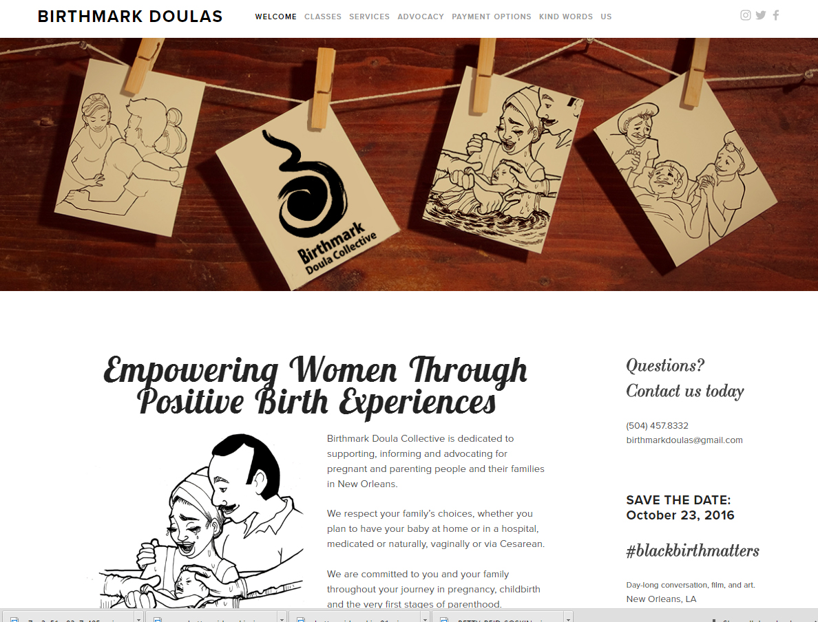 Birthmark Doula Collective