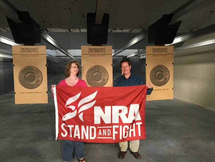 The NRA is it's members - Working with both volunteers and NRA Grassroots staff is super rewarding. Showing other member and gun owners how they can make a difference is what grassroots is all about.