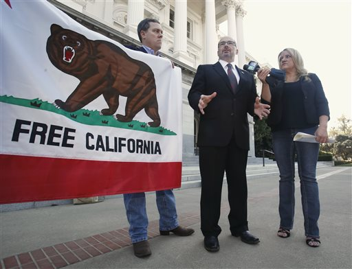 When the call came for input on recalls in California I not only took the call, I hopped on a plane. Being a native of California and watching liberty being eroded there, or anywhere of that matter, if I can help, I will be there. Due to federal investigation, which later made national news, the recall windows closed. But it was an attempt to stand and we can never give up. Not one state in our Republic is worth losing. This picture does not imply endorsement of Timothy Knight.