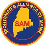 -  Sportsman's Alliance of Maine  - Life Member