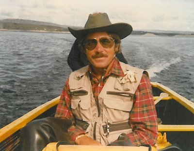My father, Edward F. Knight, was the consummate outdoorsman. He loved hunting and fishing all over the world.