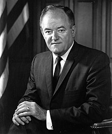"Hubert H. Humphrey (Minnesota - D) - On The 2nd Amendment: ""Certainly one of the chief guarantees of freedom under any government, no matter how popular and respected, is the right of citizens to keep and bear arms. This is not to say that firearms should not be very carefully used, and that definite safety rules of precaution should not be taught and enforced. But the right of citizens to bear arms is just one more guarantee against arbitrary government, one more safeguard against tyranny which now appears remote in America, but which historically has proved to be always possible.,"" said Humphrey to Guns Magazine (""Know Your Lawmakers,"" Guns Magazine, Feb. 1960)."
