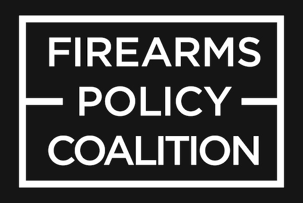 - Firearms Policy Coalition  - Member