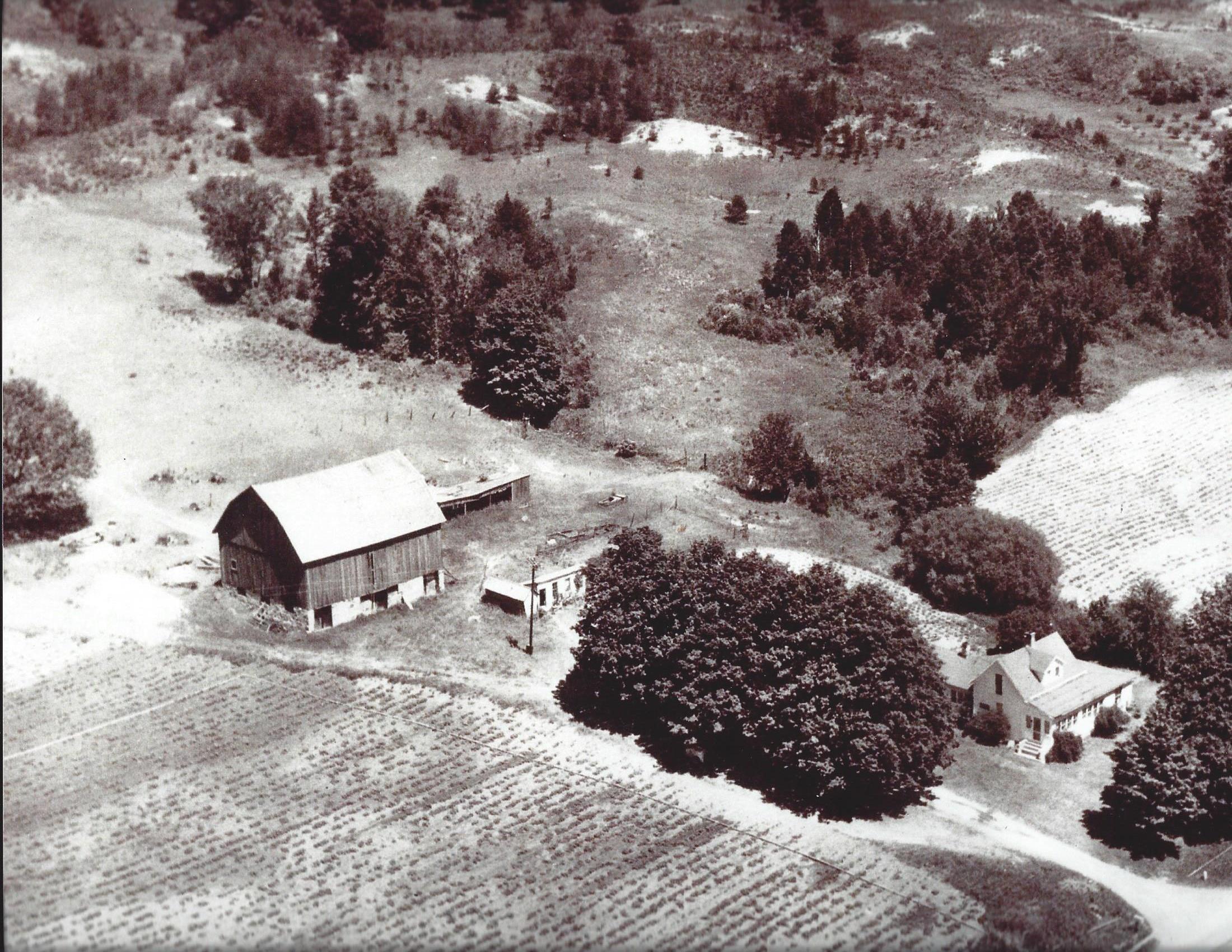 The Farm in 1932.