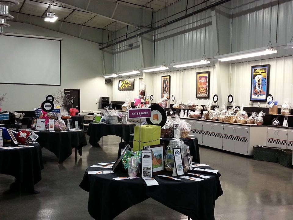 Lamar Street Center Auction Events