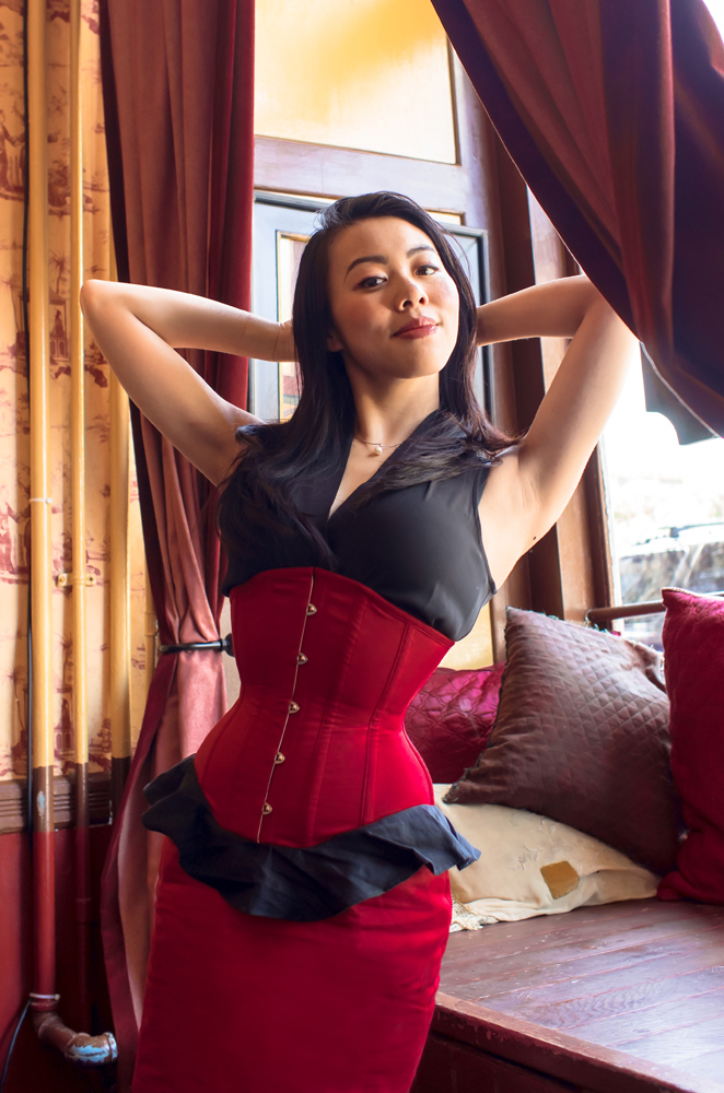 L1000072 Pop Antique Demoiselle peplum corset skirt Jay W Alyxander Ryan_s.jpg