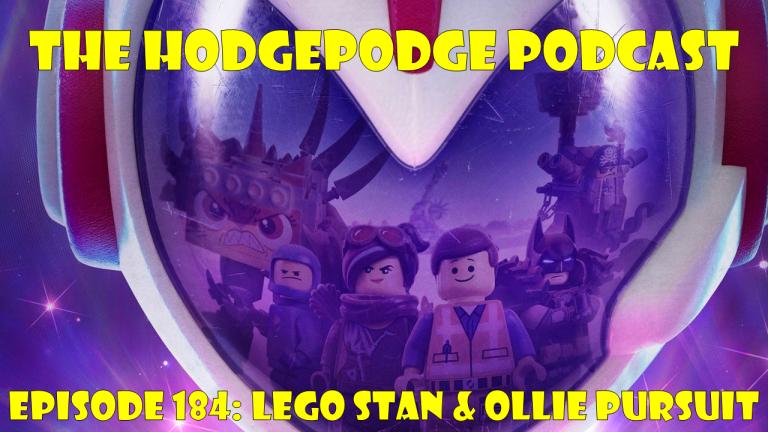 EPISODE 184: LEGO STAN & OLLIE PURSUIT