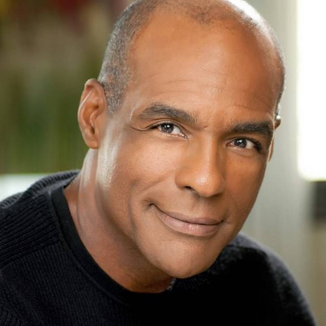 Michael Dorn, who has no connection to  Maxim Ultra  outside my imagination.