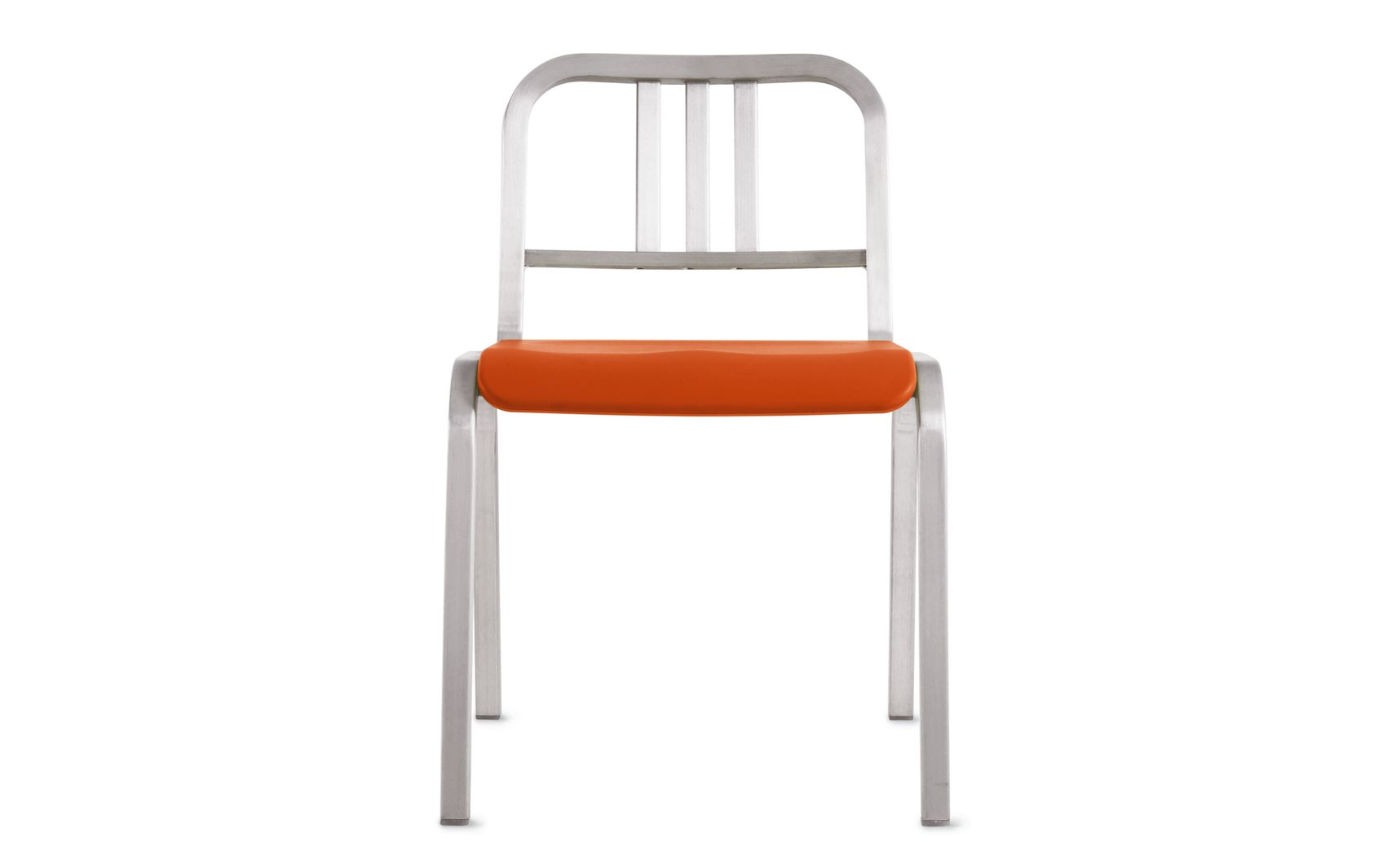 Nine-0 Stacking Chair, Ettore Sottsass for Emeco, via Design Within Reach
