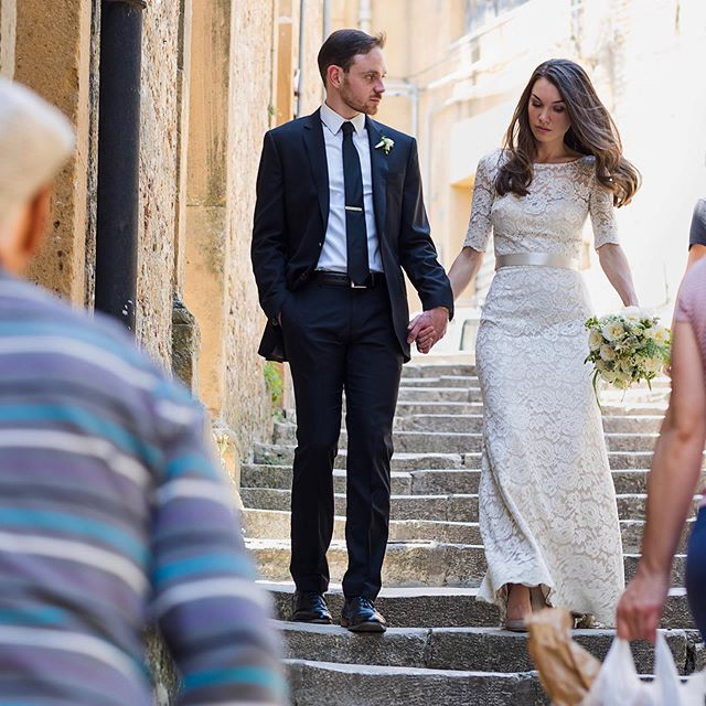 It has taken over two years, but finally I have put aside time to compile and share a few photos of our intimate Sicilian Countryside wedding on the blog! Time flies and it still feels like yesterday that we were saying I do. #italy #sicily #weddingsicily