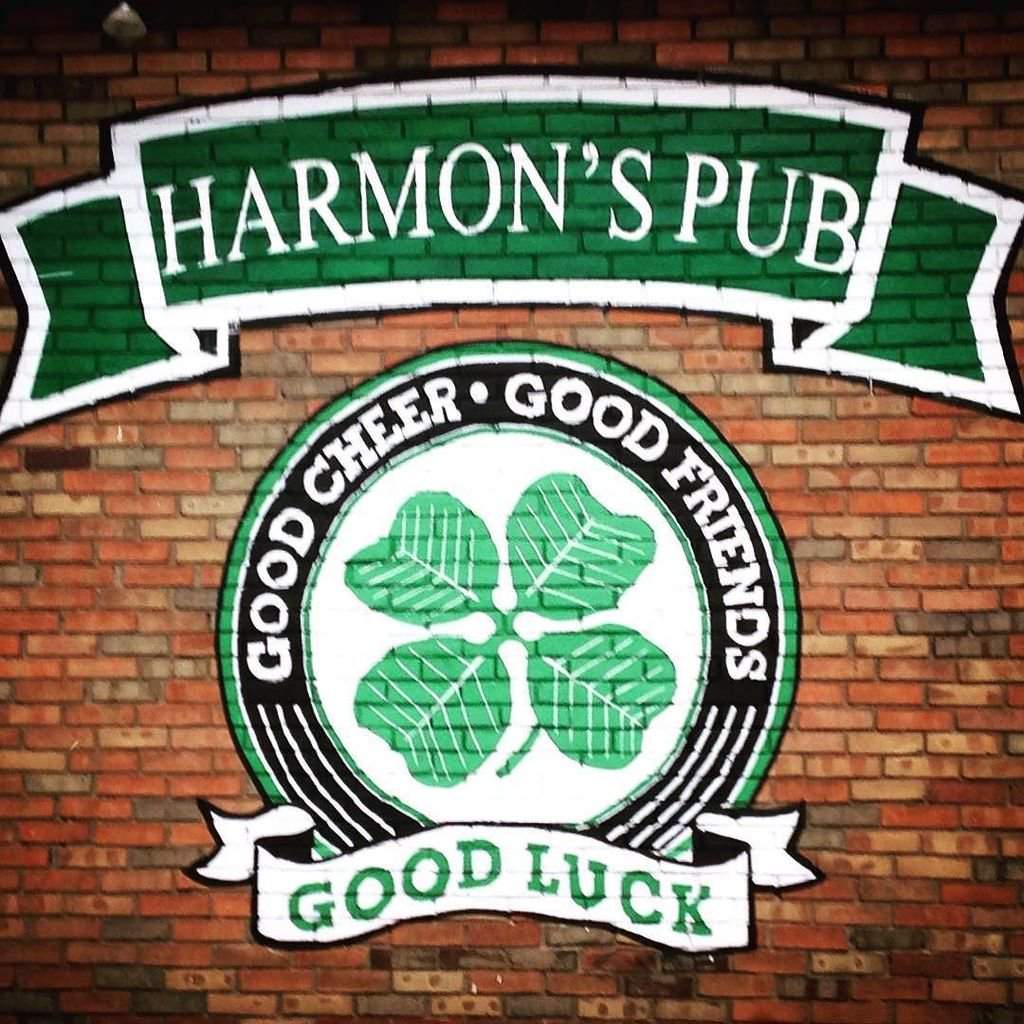 Thank you Harmon's Pub!  We appreciate your sponsorship of a team in the Sophie Bowl!