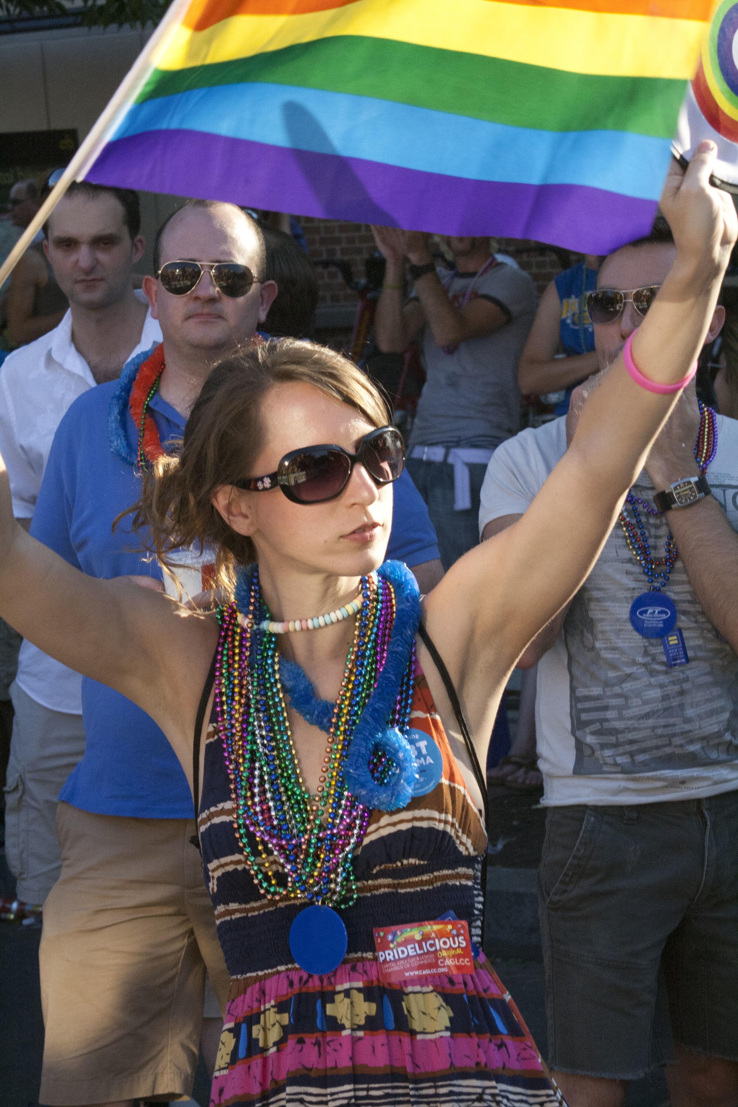Pride Dancer