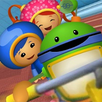 Team Umizoomi's Umi Games: Mighty Bike Race
