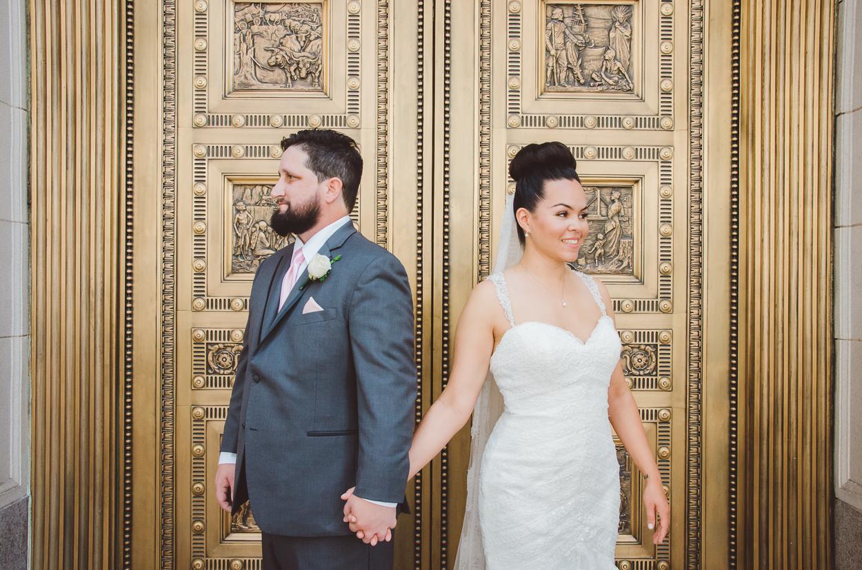 Danielle & David - Portland, Oregon