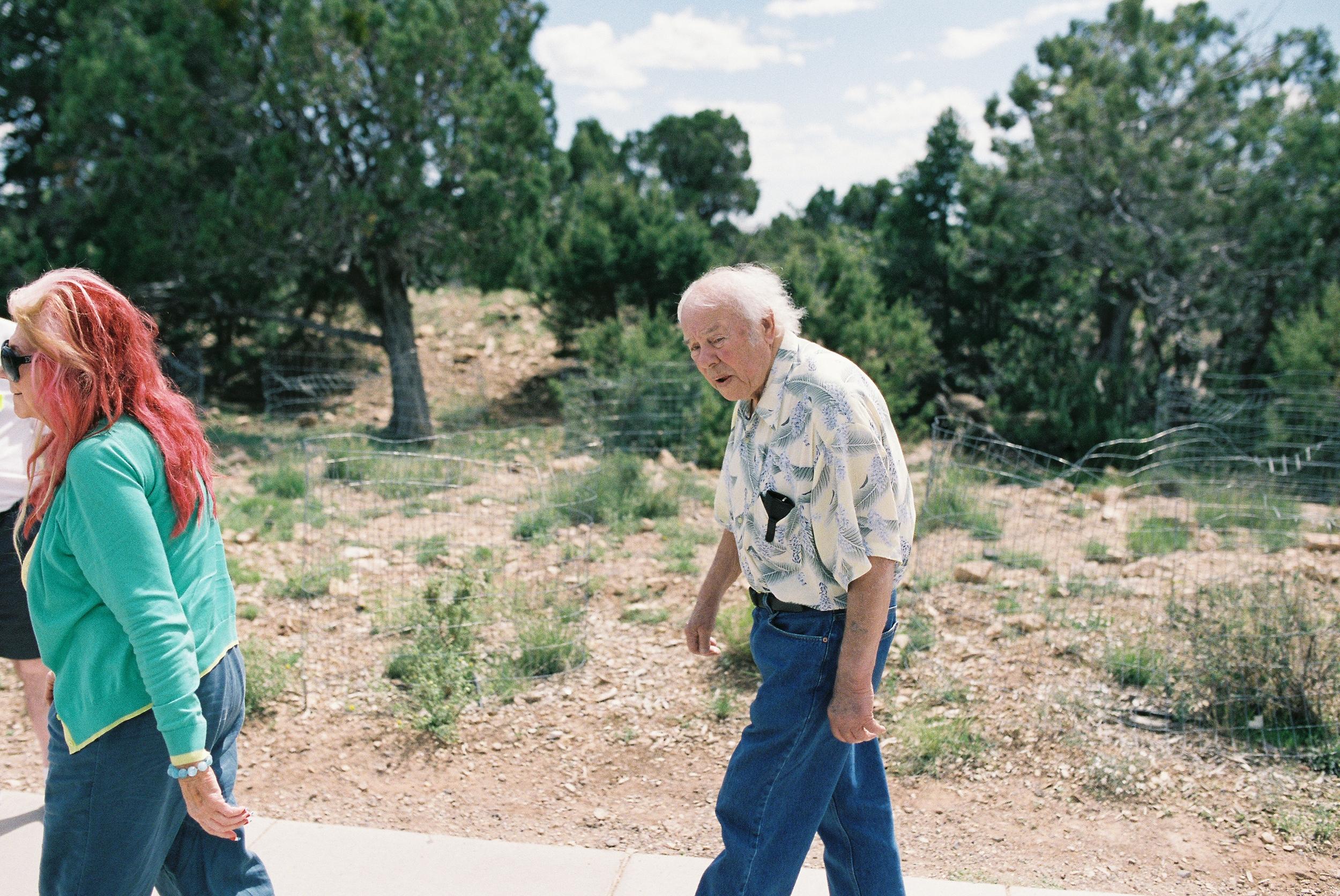 """""""Canyon Couple"""" Grand Canyon, AZ (2013)"""