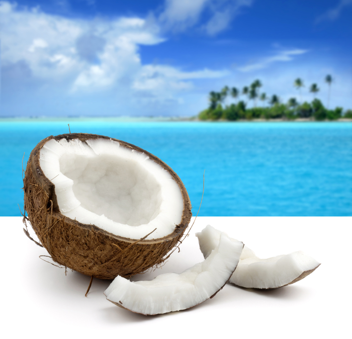 Coconuts can help you break your carb addiction