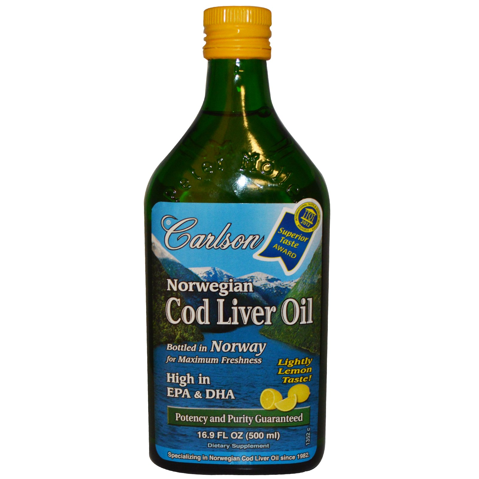 Carlson Extra Virgin Cod Liver Oil - to ensure adequate vitamins A and D. One teaspoon daily is all you need.