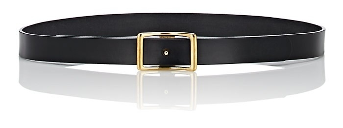 "1"" Belt with Solid Brass Buckle"
