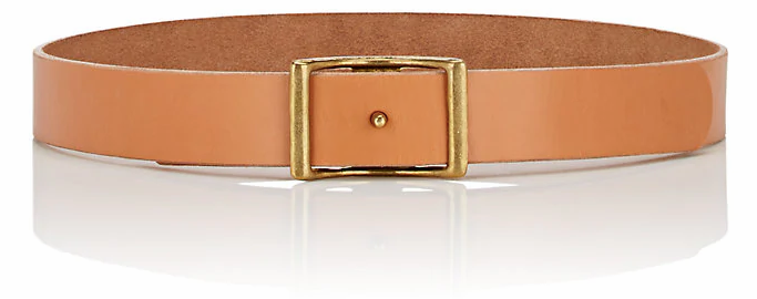 "1.25"" Belt with Solid Brass Buckle"