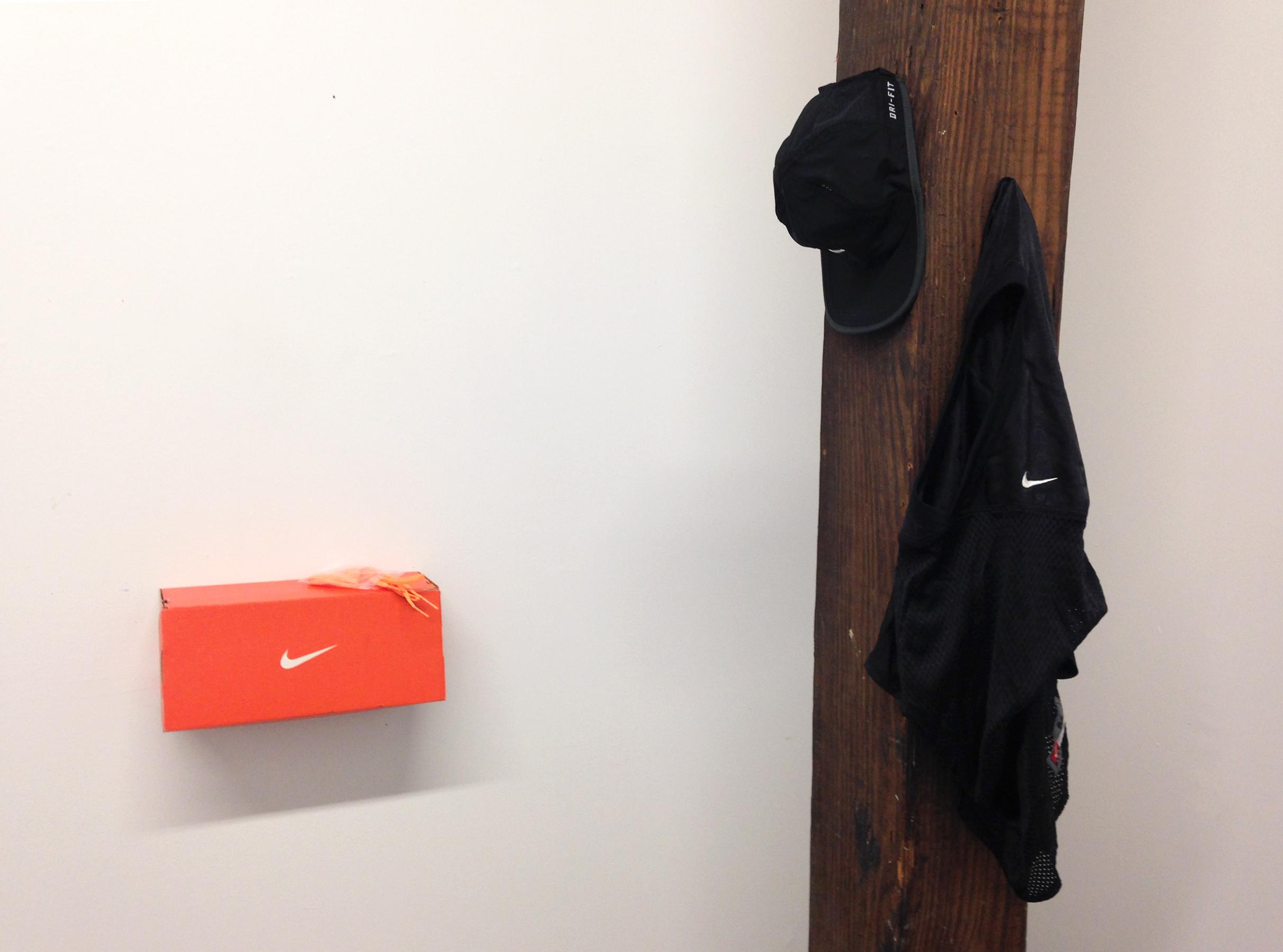 Nike Composition , Nike Boys' Jersey, Nike Dri-FIT hat, Nike shoebox, adidas laces, 2015