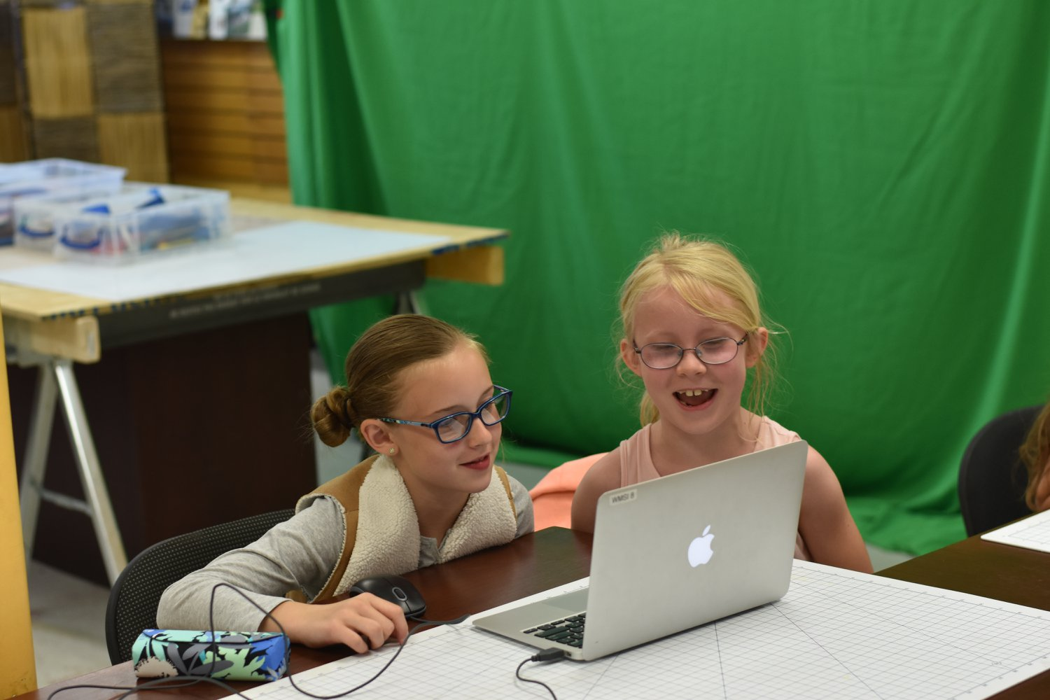 Photo: Mike Carmon, Coding Camp -- Summer 2018