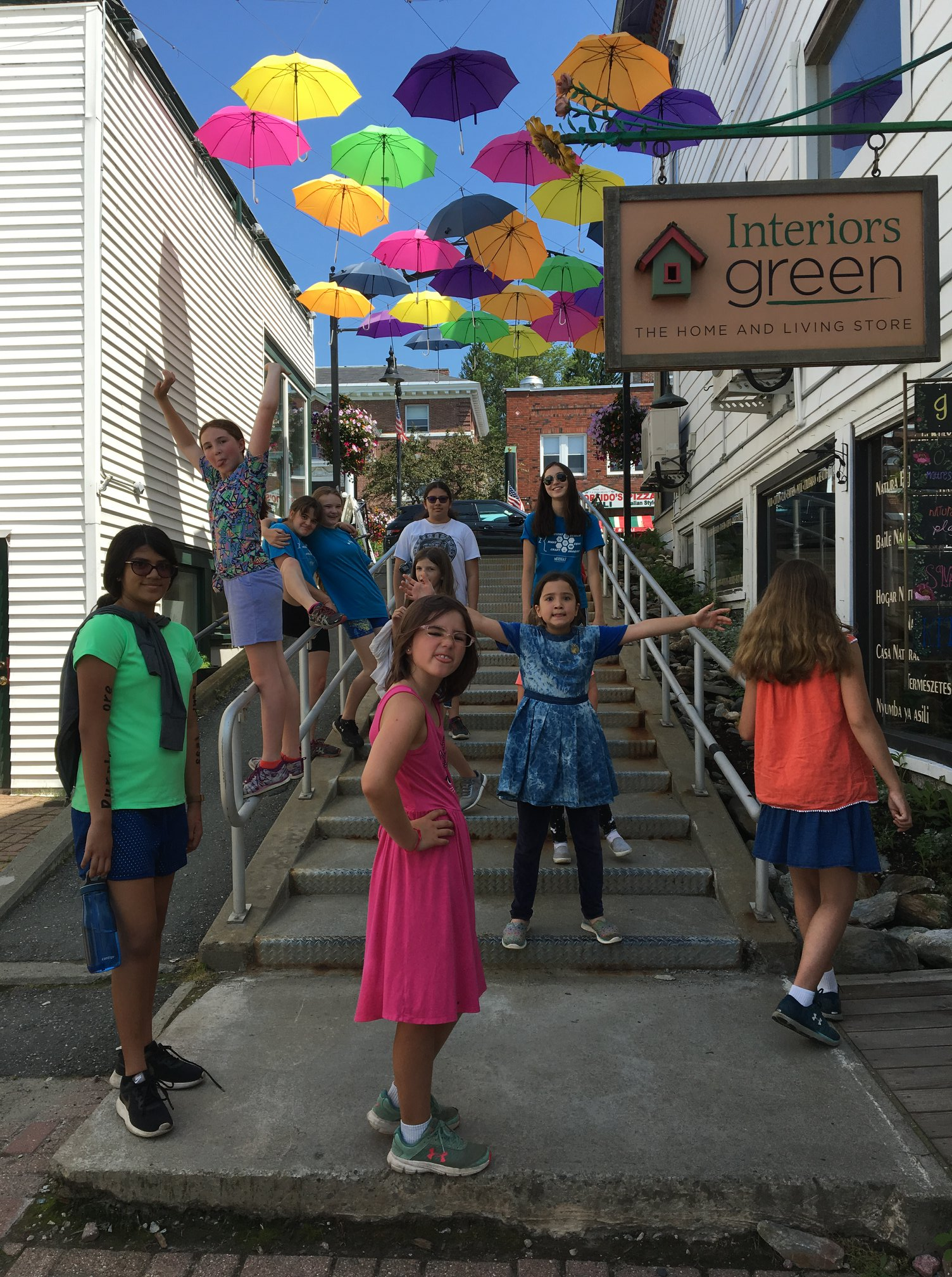 Inventor's Camp takes Littleton by storm!