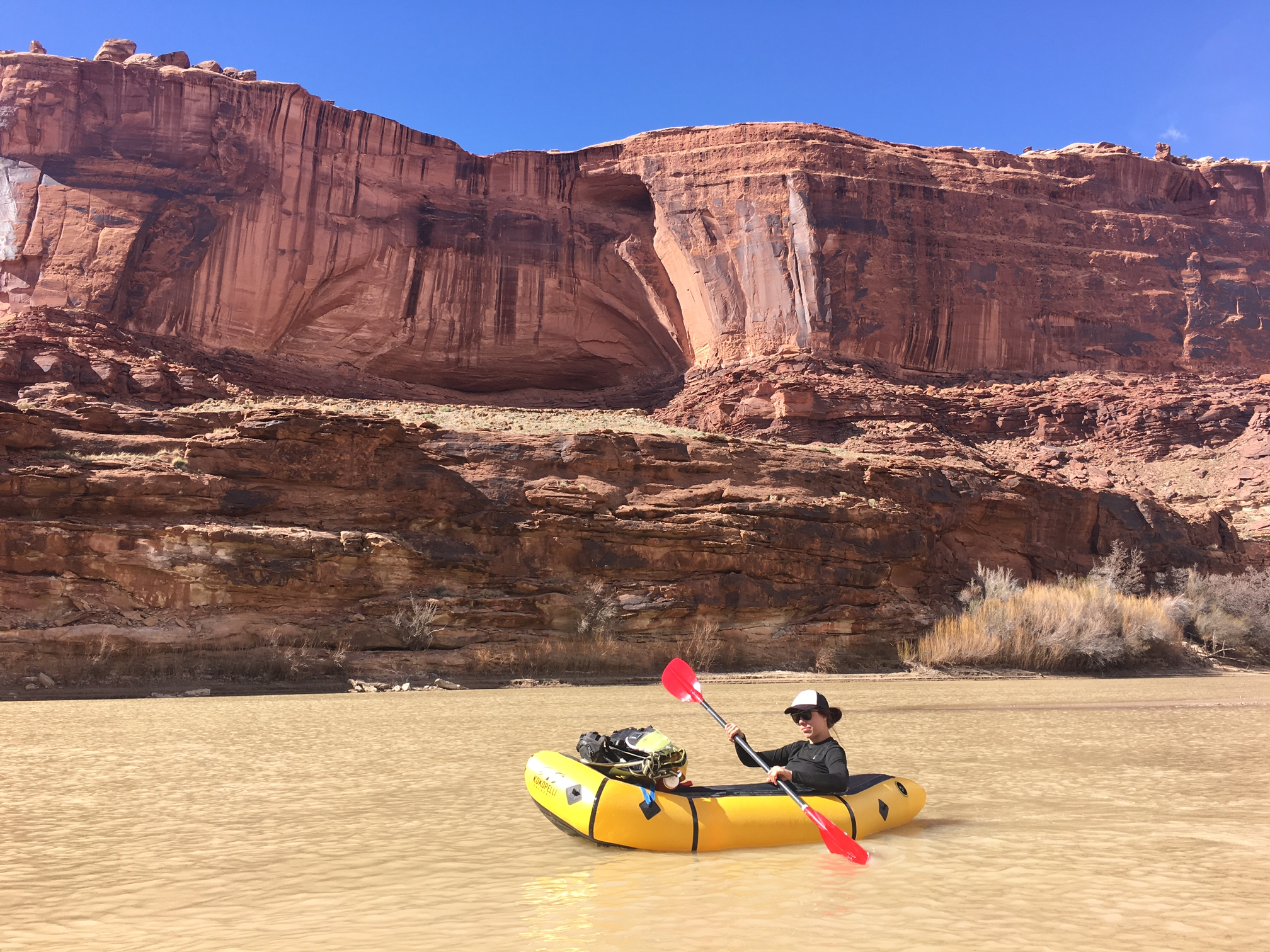 Labyrinth Canyon - Green River
