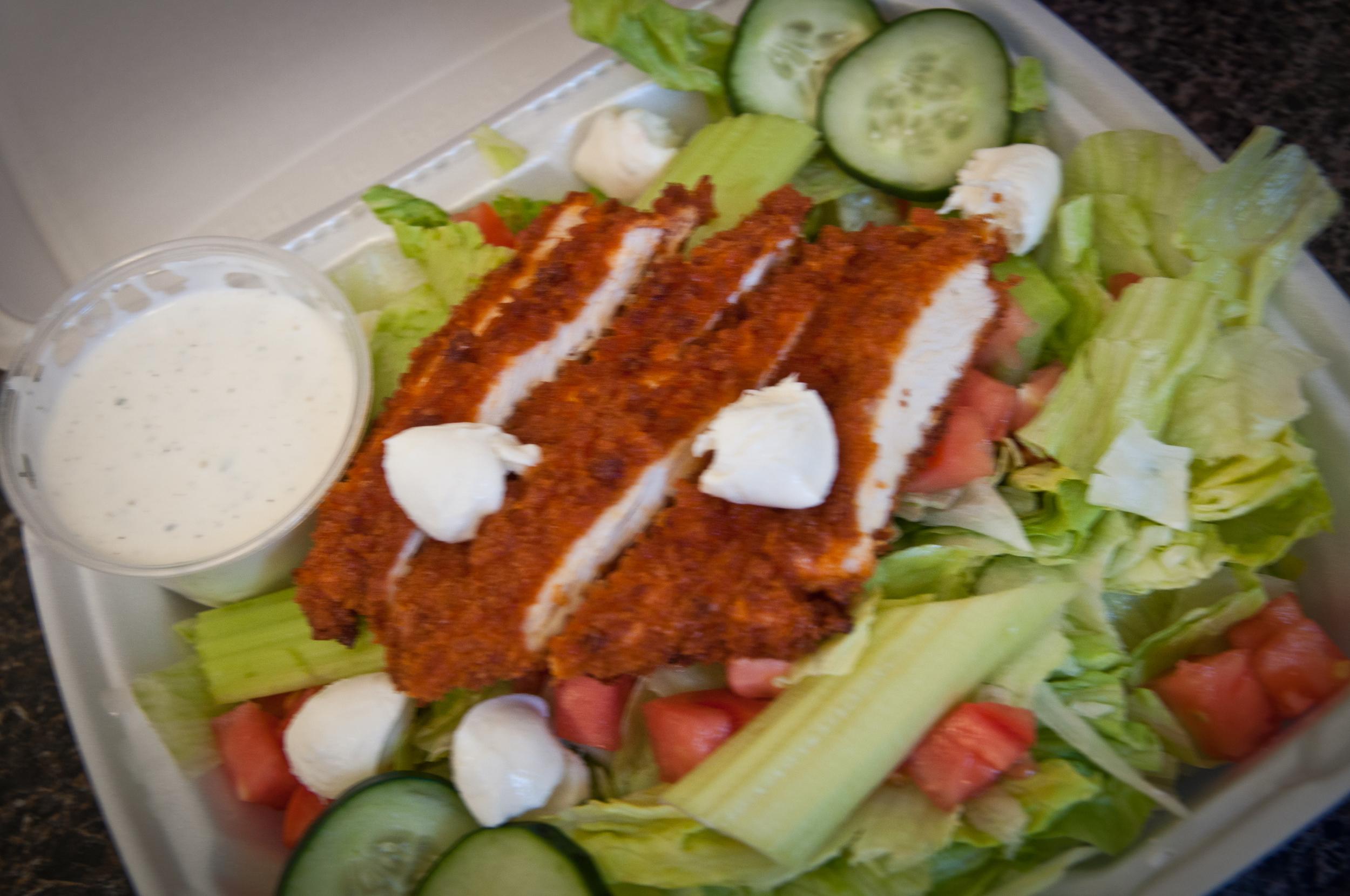 Buffalo-Salad