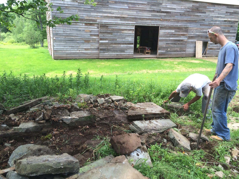 summer d - old foundation wall.jpg