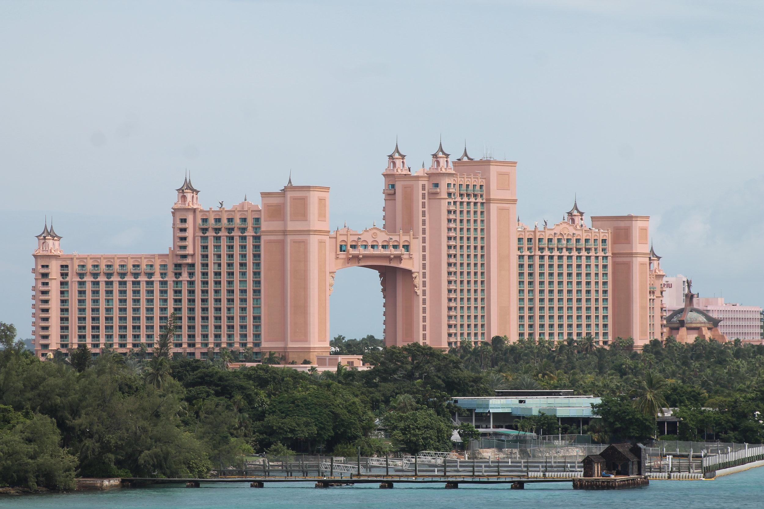 Atlantis Casino and Resort at Paradise Island
