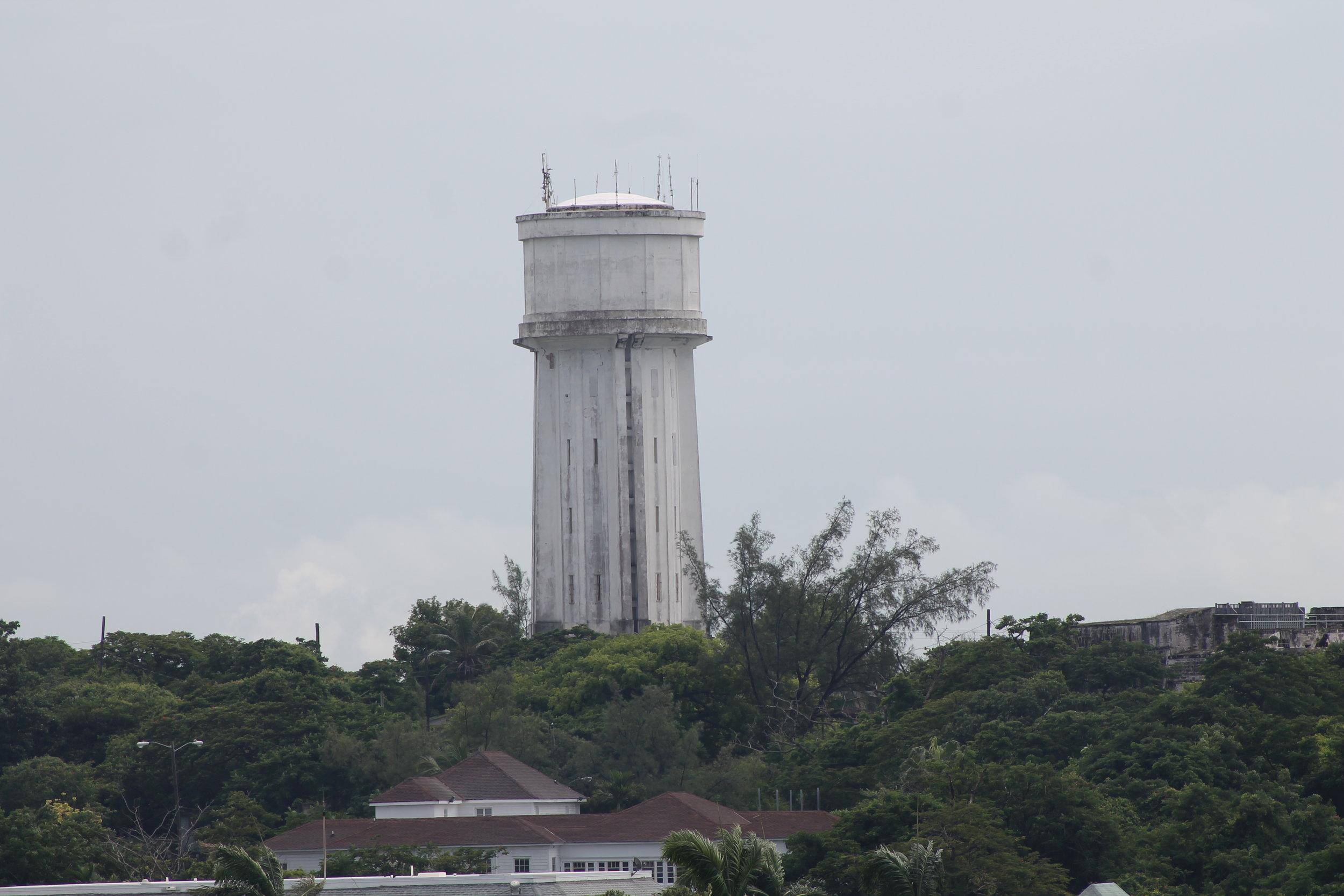 Nassau Water Tower