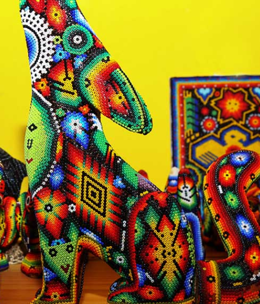 Photo Credit: Costa Maya - Huichol