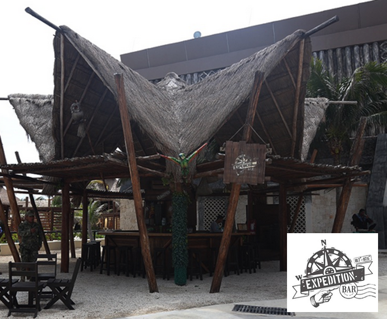Photo Credit: Costa Maya - Expedition Bar