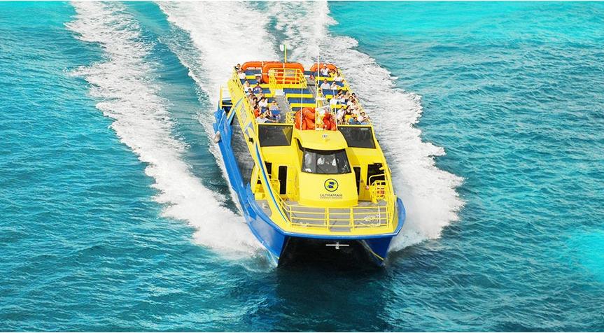 photo credit: Ultramar ferry