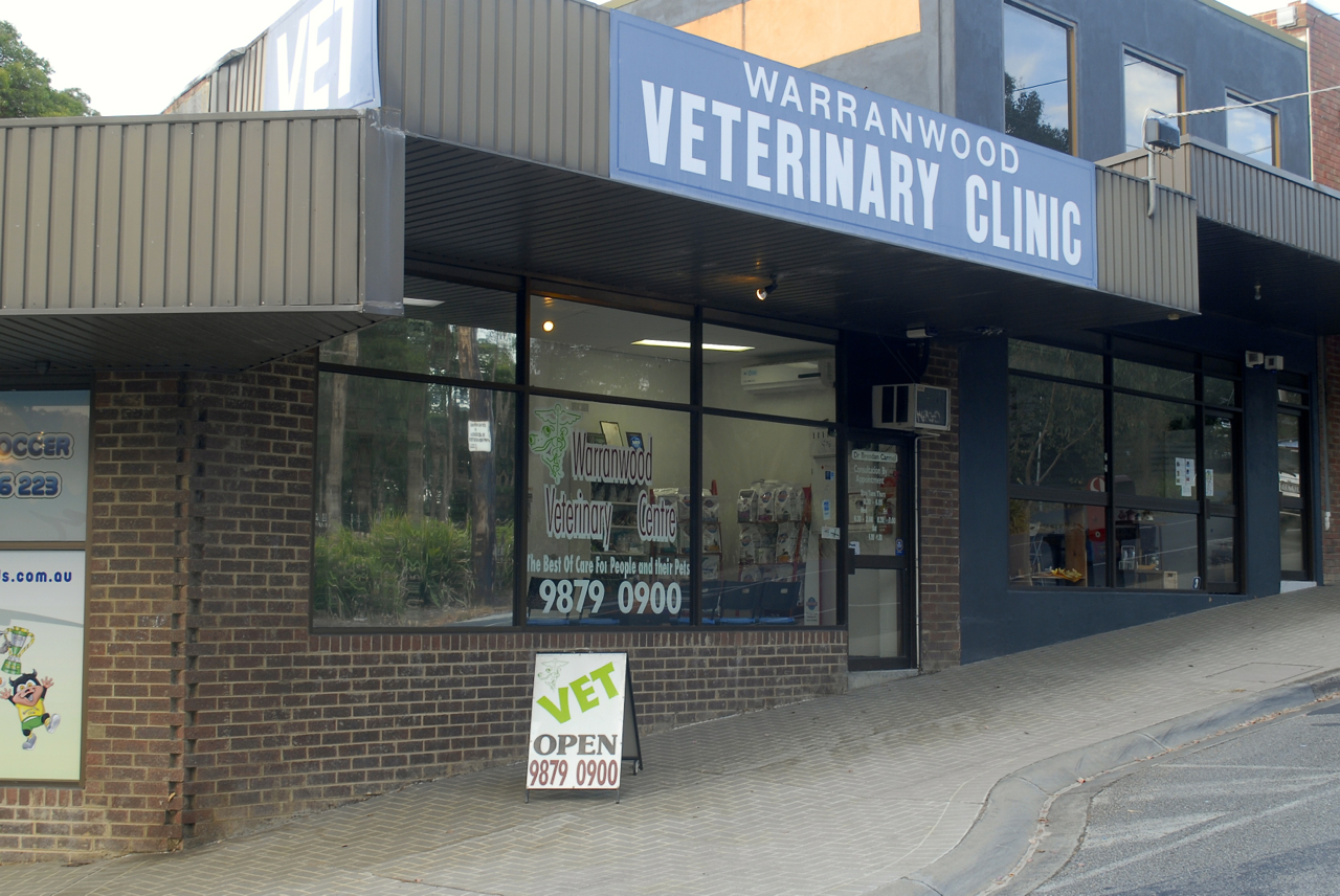 Warranwood Veterinary Centre