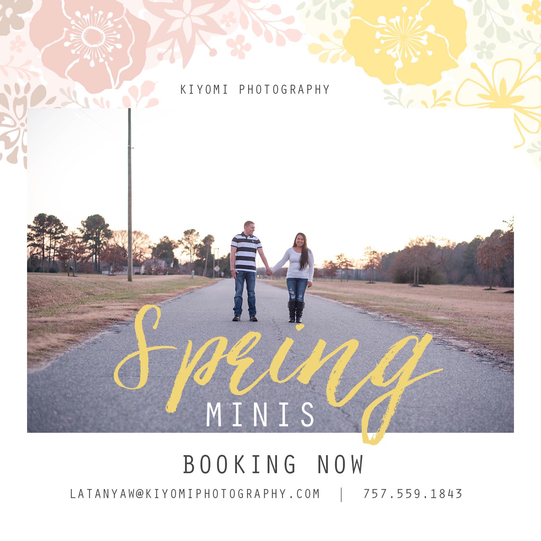 spring minis