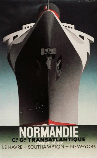 Adolphe Mouron Cassandre, 1935