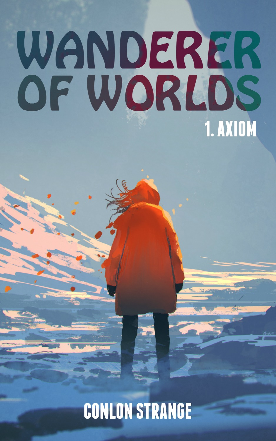 Wanderer Of Worlds  Axiom