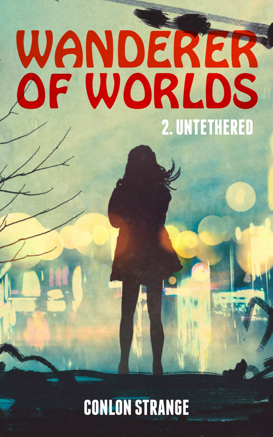 Wanderer Of Worlds  UNTETHERED