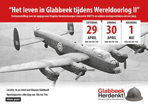 Tentoonstelling Glabbeek