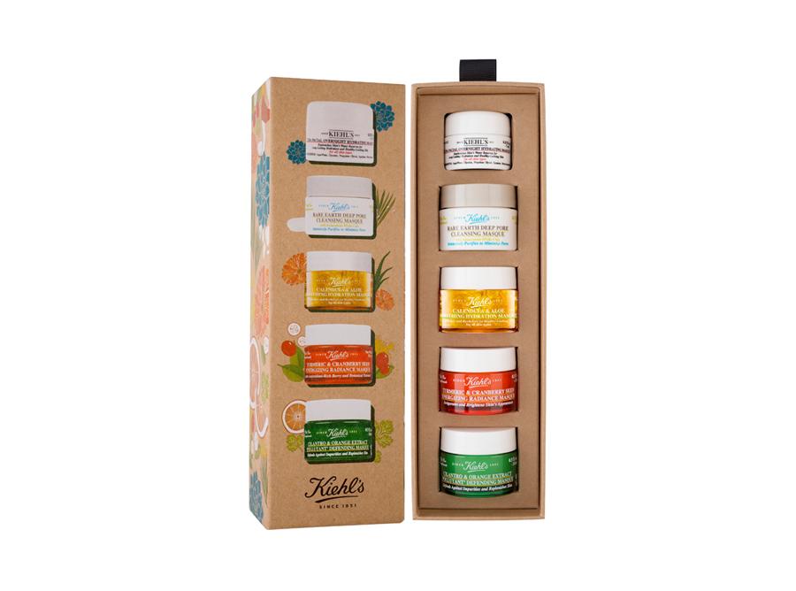 Kiehls Masque Dix Set packaging