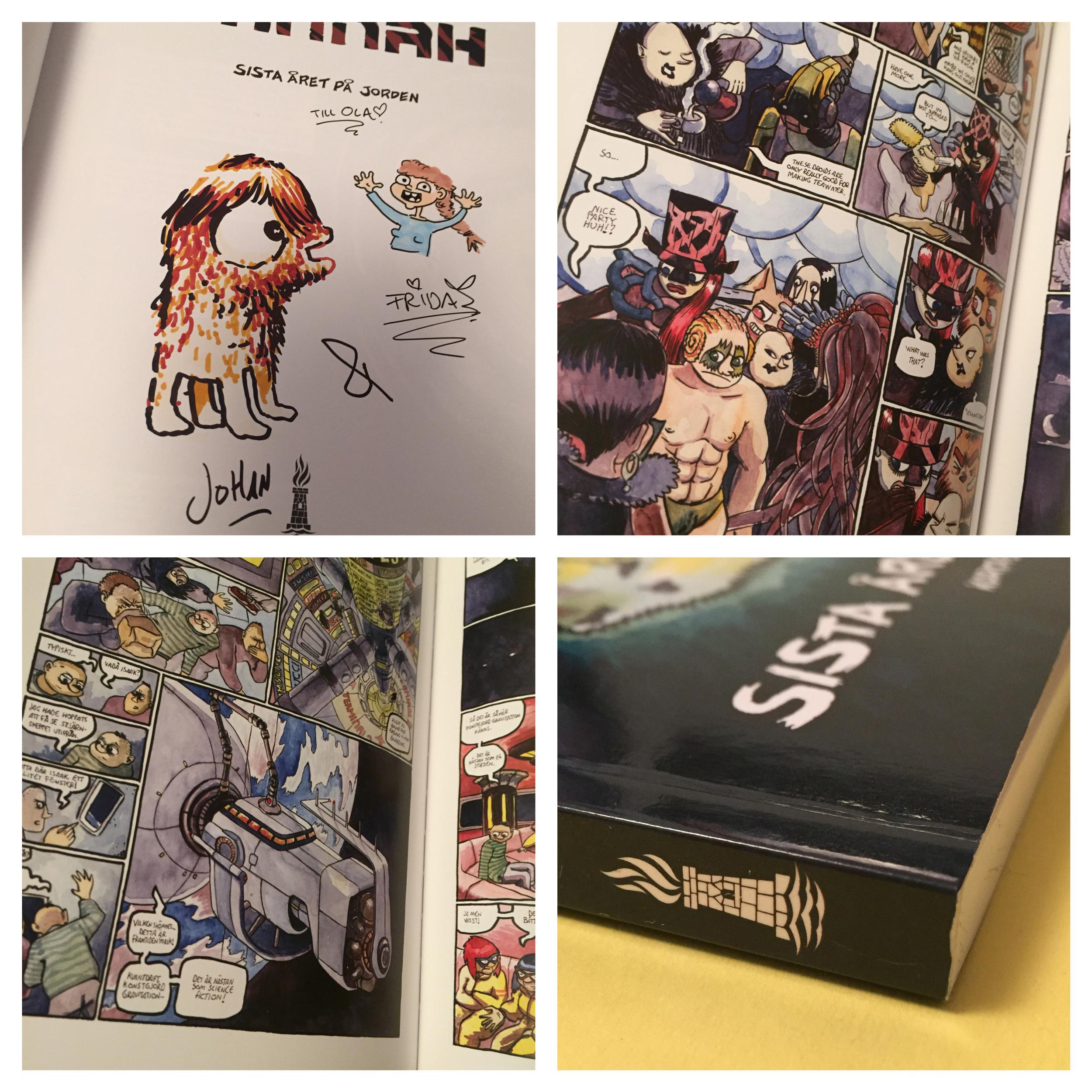 Home-Made-Comics-Seal-of-Approval-126-Jannah---Sista-aret-pa-jorden-av-Frida-Ulvegren-och-Johan-Jergner-Ekervik-utgiven-av-Kartago-2016